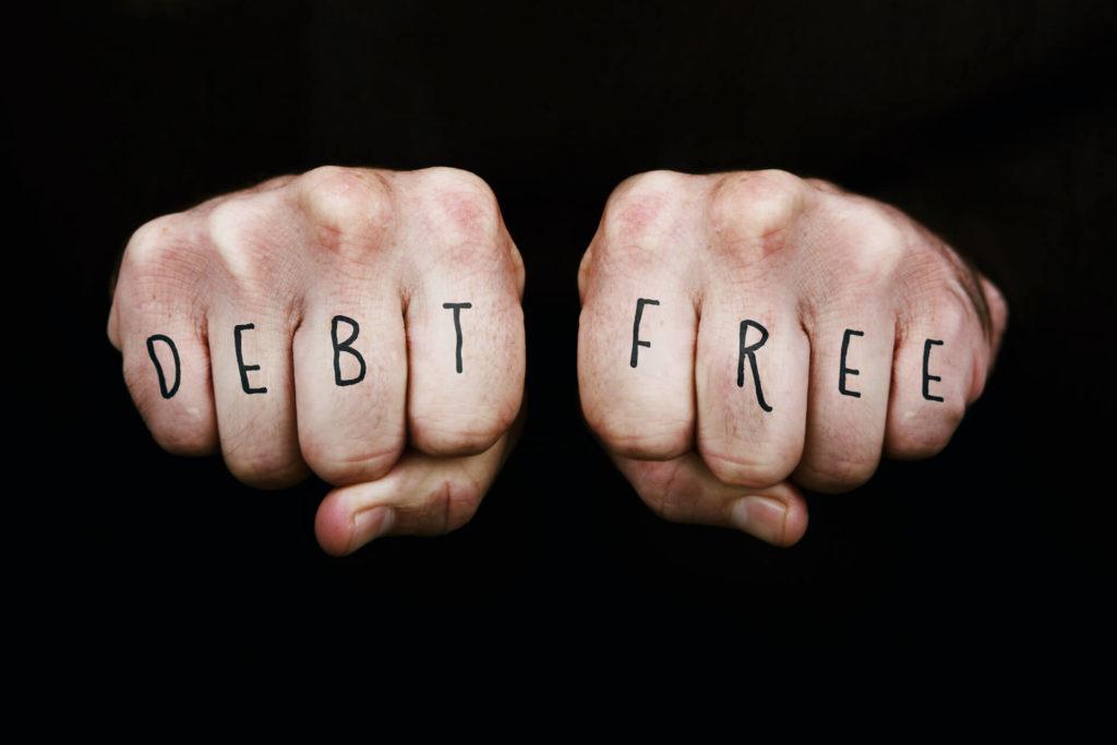Debt Free Hands